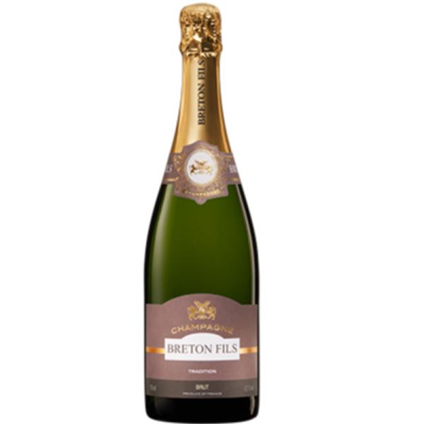 Champagne Breton Fils Brut